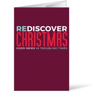 ReDiscover Christmas Advent Contemporary Bulletins