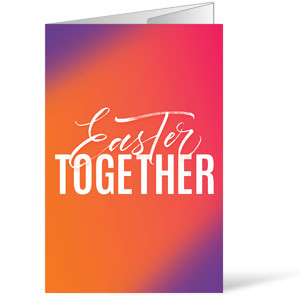 Easter Together Hues Bulletins