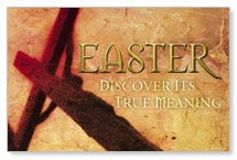 Easter Meaning Banner