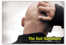 The God Questions Banner