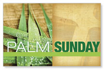 Palm Sunday Banner