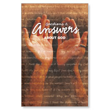Answers God Banner