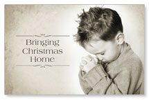 Bringing Christmas Home Banner