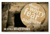 Still Moves Stones Banner