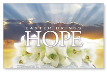 Easter Brings Hope