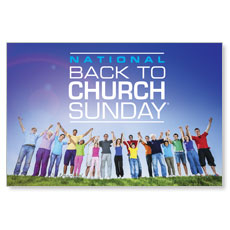 Back To Church Sunday 2013 Banner