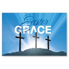 Easter Grace Banner