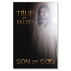 Son of God: True or False? Banner