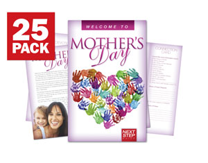 Mother's Day Next Step Bulletins