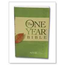 One Year Bible Compact Single