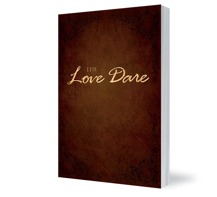 Outreach Books, Fireproof and Love Dare, The Love Dare Book