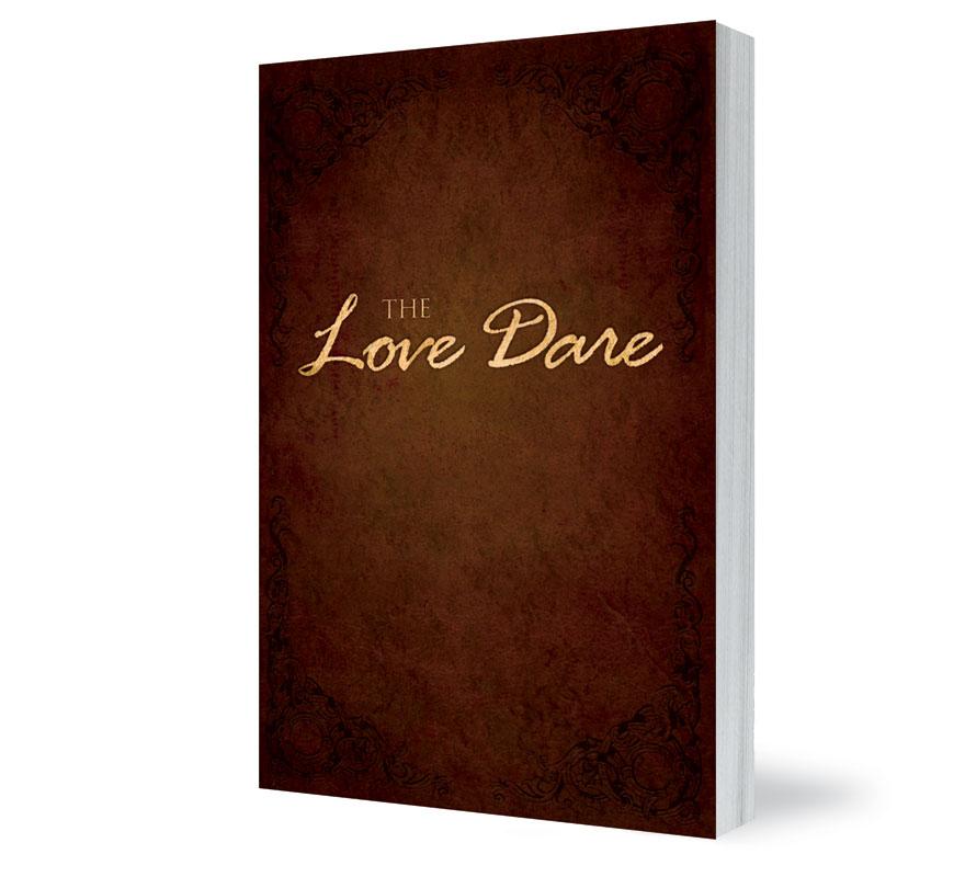 The Love Dare Book Church Media Outreach Marketing