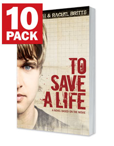 To Save a Life Novel - Pack of 10