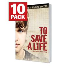 To Save a Life Book