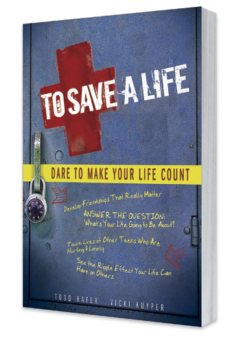 Outreach Books, To Save a Life, To Save A Life: Make Your Life Count