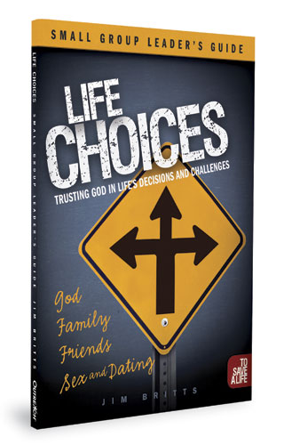 Small Groups, Life Choices, Life Choices Sm Group Leader Guide single