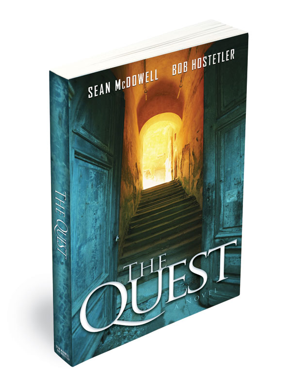 The Quest Book Church Media Outreach Marketing
