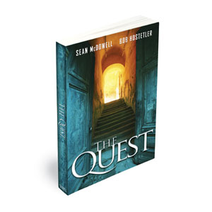 The Quest Novel - single