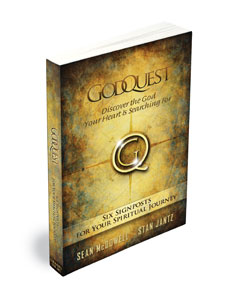 GodQuest Book - single Outreach Books