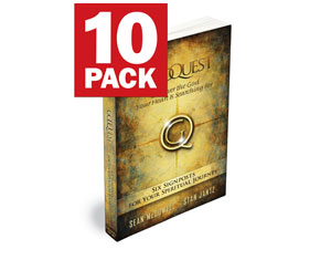 GodQuest Book - 10 pack