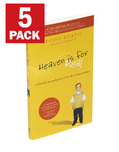 Heaven is for Real - 5 pack