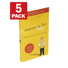 Heaven is for Real Book