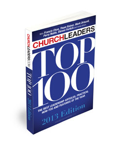 ChurchLeaders.com Top 100 Outreach Books