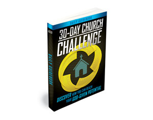 30-Day Church Challenge Book StudyGuide