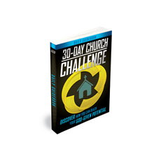30-Day Church Challenge Small Group