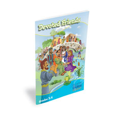 BTC DiscipleLand Lesson - Grade 3-4 Small Group