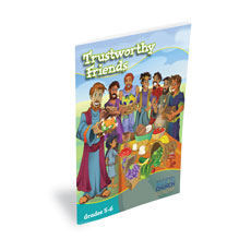 BTC DiscipleLand Lesson - Grade 5-6 Small Group