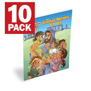 DiscipleLand Good News Booklets for Kids
