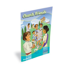 BTC DiscipleLand Lesson - Grade 1-2 Small Group