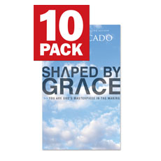 Shaped by Grace Outreach Booklet