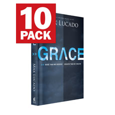 Grace: Max Lucado Book