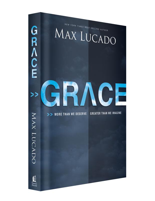 Grace Max Lucado Book Church Media Outreach Marketing