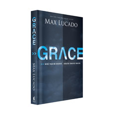 Grace Hardcover Book
