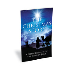 Christmas Retelling Booklet