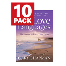 Heart of the Five Love Languages Book
