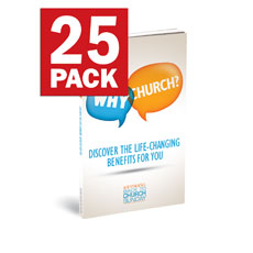 Why Church? Book