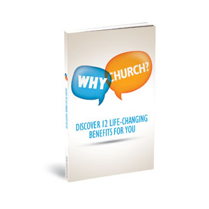 Why Church? Outreach Books