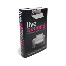 Live Second Book