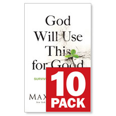 God Will Use This for Good Booklet