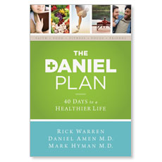 The Daniel Plan Hardcover Book