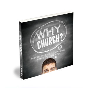 Why Church Gift Edition Book Outreach Books
