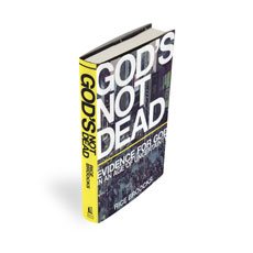 Gods Not Dead Book