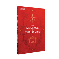 The Message of Christmas Book