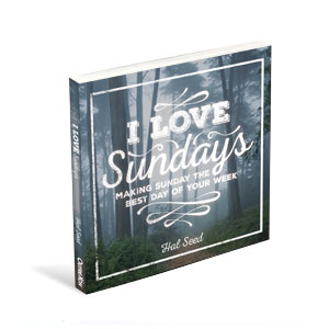 I Love Sundays Gift Book Outreach Books