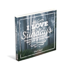 I Love Sundays Gift Book Book