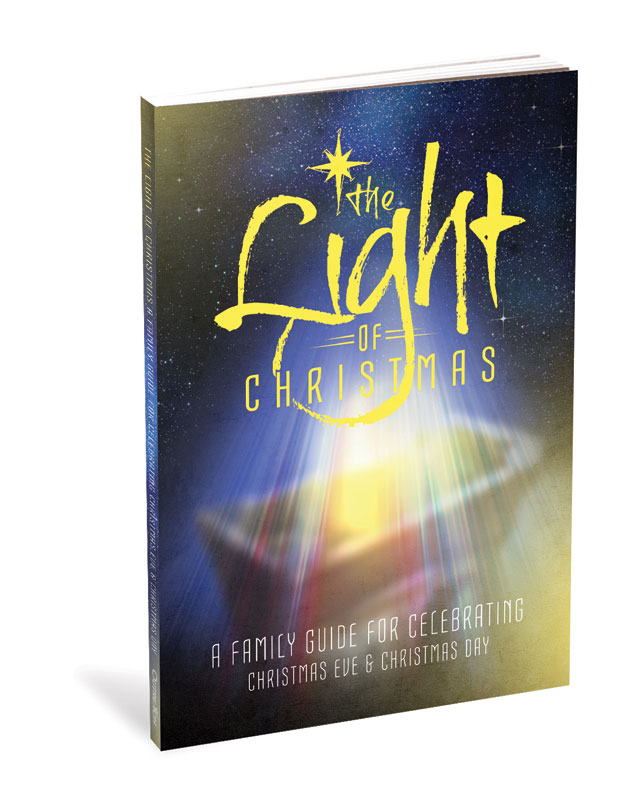 Outreach Books, Christmas, The Light of Christmas Gift Book, 5 x 7